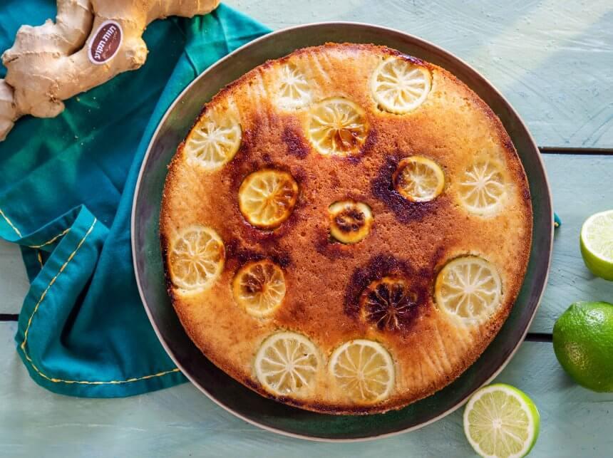 עוגת ליים